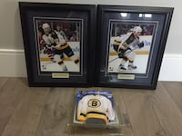 Boston Bruins Frames & Collectible Mini Jersey Moncton