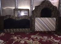 Cheetah Single Headboard&footboard (with free Delivery) London, N6A 1B1