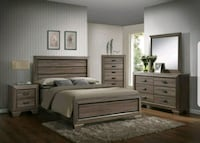 Beautiful bedroom set brand new in boxes Stockton, 95206