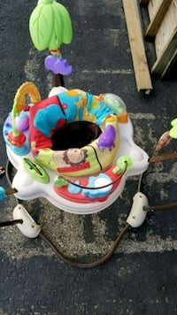 Fisher price baby jumperoo Westerville, 43081