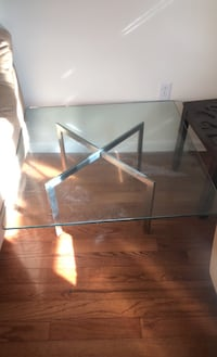 Glass table 3x3