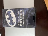 The ultimate Batman collection