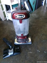 gray and black Shark upright vacuum cleaner Whittier, 90604
