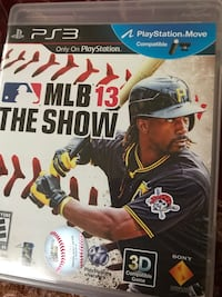 Ps3 baseball game Sussex, 07461