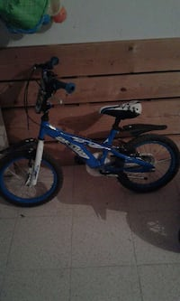 children's blue and white bicycle San Martino in Pensilis, 86045