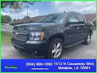 Used 2013 Chevrolet Avalanche for sale Metairie
