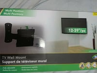 """NEW t.v wall mount 12-39"""" with lifetime warranty  Toronto, M1P 2L5"""