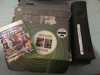 Xbox 360 elite 120gb + Forza 2 & Marvel Ultimate Alliance Mississauga, L5B 4G7