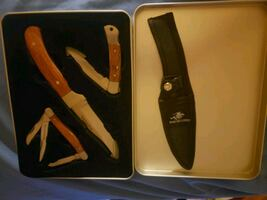 Winchester Knives set