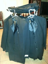 gray formal suit jackets