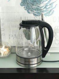 HAMILTON BEACH 1.7L GLASS CORDLESS KETTLE Toronto, M5B 1S8