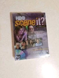 HBO Scene It DVD game!  Winnipeg, R3L 0T3