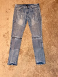 Black pyramid jeans Woodbridge, 22192