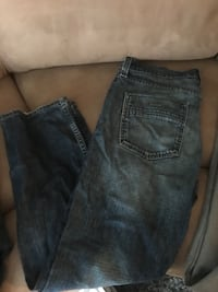 blue-washed denim jeans Concord, 94519