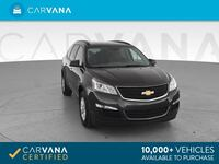 2017 Chevy Chevrolet Traverse suv LS Sport Utility 4D Gray Brentwood
