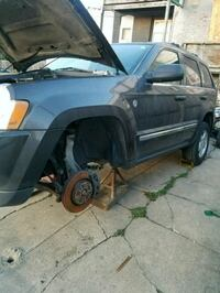 2005 grand Cherokee 4x4 parts only Baltimore, 21218