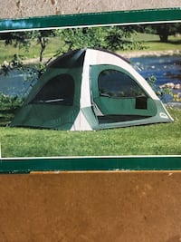Escort 4 person dome tent