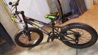 "Brand new 20"" rockblaster bike"