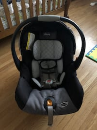 Chico car seat with base - date of fabrication 2018/04/12 Calgary, T3C
