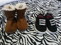pair of brown UGG boots Colton, 92324