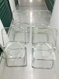 two clear glass food containers Silver Spring, 20910