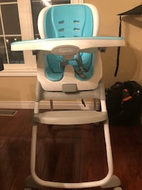 New high chair  Oshawa, L1K 2S3