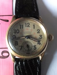 Authentic Swiss Oyster Pioneer Wind Watch  Toronto, M4C 5L7