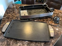 Cuisinart GG-2 Grill & Griddle, 24.6 x 13.3 x 7.2 inches Toronto, M4Y 1C8