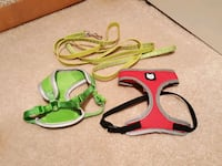 Cat or small dog harnesses and leash Point of Rocks, 21777