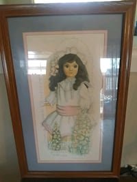 white and brown dressed woman painting Lakehurst, 08733