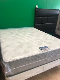 Queen Size Set Gel Memory Foam Mattress - Comfortable And Affordable Providence, RI, USA