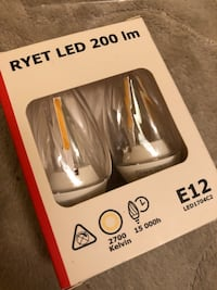 Led light bulbs!!