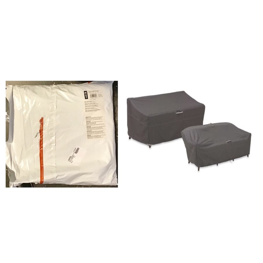Classic Accessories Ravenna Patio Loveseat Cover (set of 2 ).