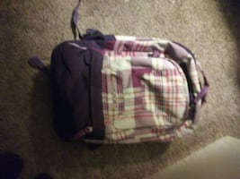 Nike duffle bag n jansport backpack