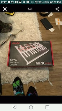 Akai MPK mini special edition keyboard w/softwares Mesa, 85210