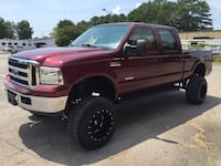 2006 Ford F-350 DIESEL Lifted LOW MILES ! Chesapeake