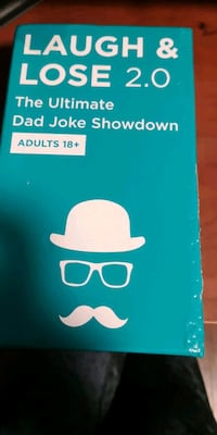 Laugh and lose..the ultimate dad joke showdown Toronto, M9B 3N5