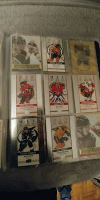 Lot de cartes de hockey *Tim horton 2018/19 Montréal, H1E 7G5