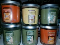 Yankee candles  Cleveland, 44111