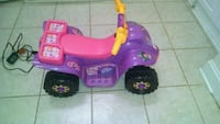 toddler's pink and purple ride-on toy Boonsboro, 21713