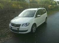 Vw touran 2010 1.4 gas/ bensin 7seats