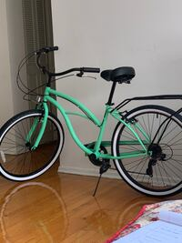 Lightly used bicycle. Bought it on amazon few months ago. Moving cities so have to sell.  Chicago, 60657