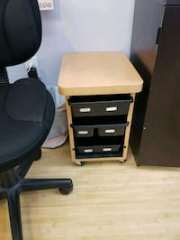 pedicure storage table  Davie, 33314