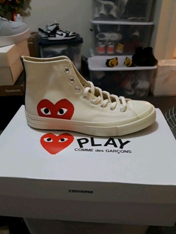 402a5c67c3 Converse play comme des garcons. HomeFashion and Accessories San Francisco