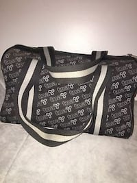 black and gray duffle bag Guelph, N1H 6H9