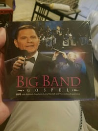 Kenneth Copeland Music CD Big Band Las Vegas, 89169