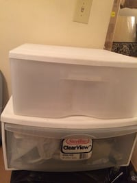 white and gray plastic container Kensington, 20895