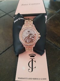 Juicy Couture 1901443 Charlotte Rose Women's Watch Toronto
