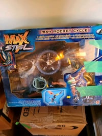 Max steel figure set  Toronto, M6K 3G7