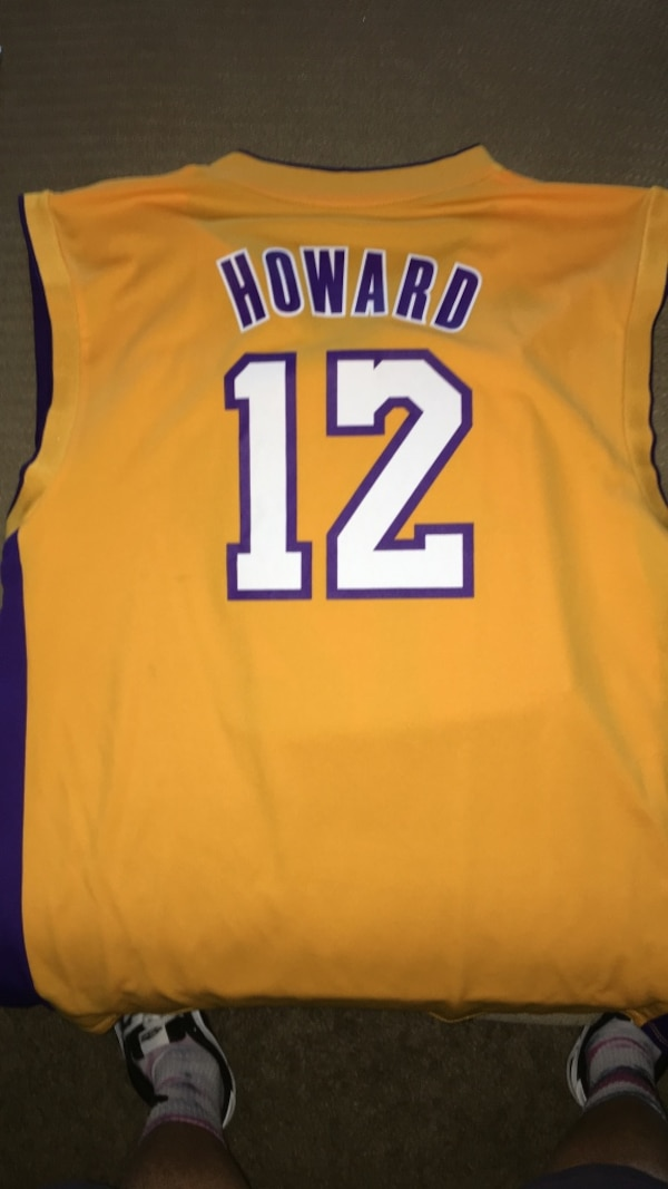 separation shoes 05525 7e5f8 Lakers Jersey